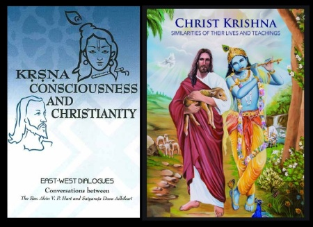 Christ and Krishna - books produced